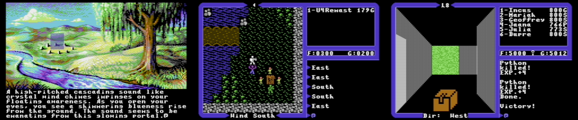 Ultima IV Remastered