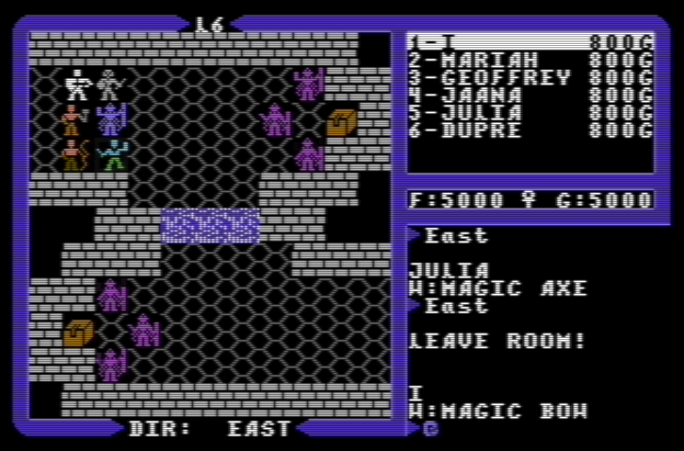 Ultima - Ultima IV Remastered now available for the C64