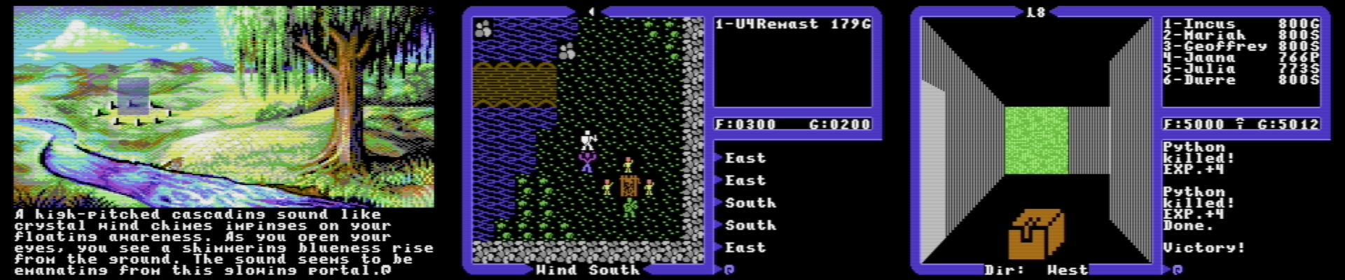Ultima IV Remastered